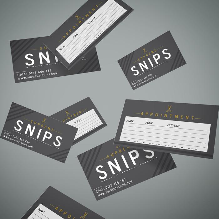 Appointment Cards - Matt - Print Swansea