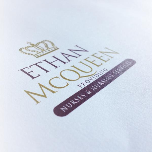 Logo Design – Ethan McQueen