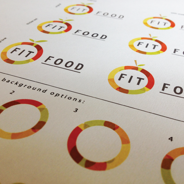 Logo Development – Fit Food