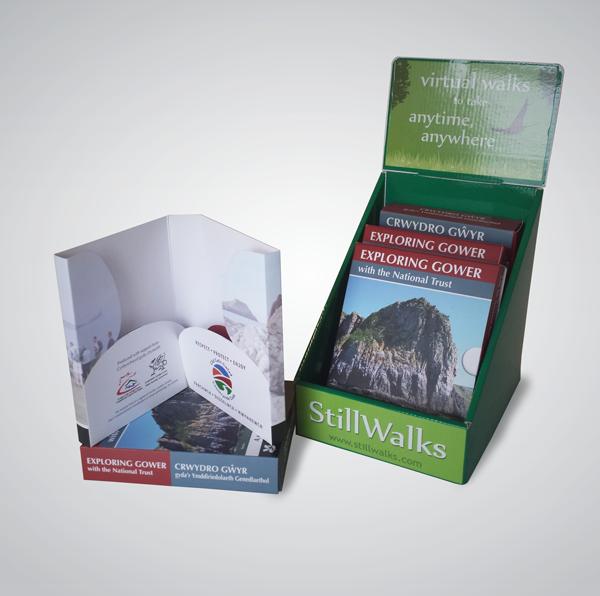 Packaging Design – National Trust