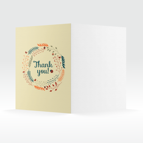 White Conqueror Greeting Cards